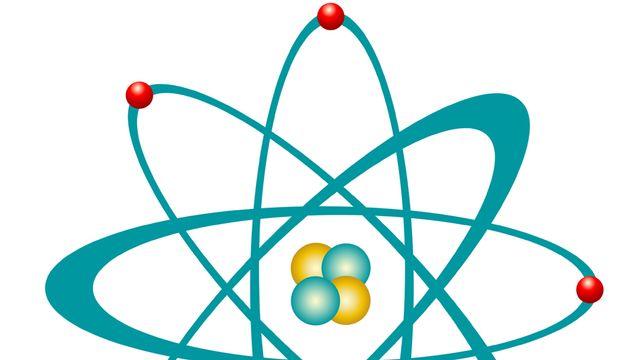 Électrons [©Pro Web Design - Fotolia]