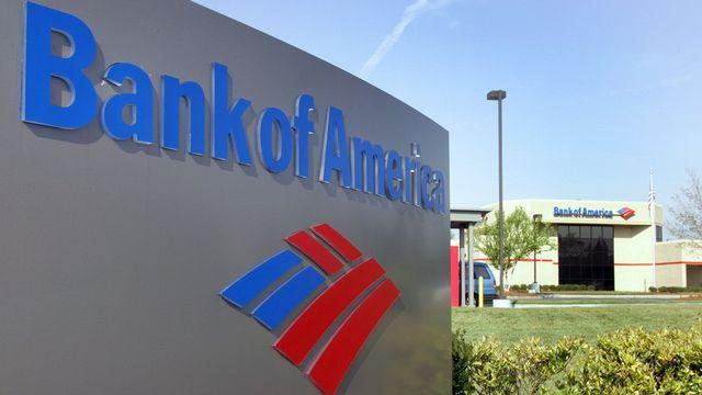 Bank of America [AP Photo/Chuck Burton - Keystone]