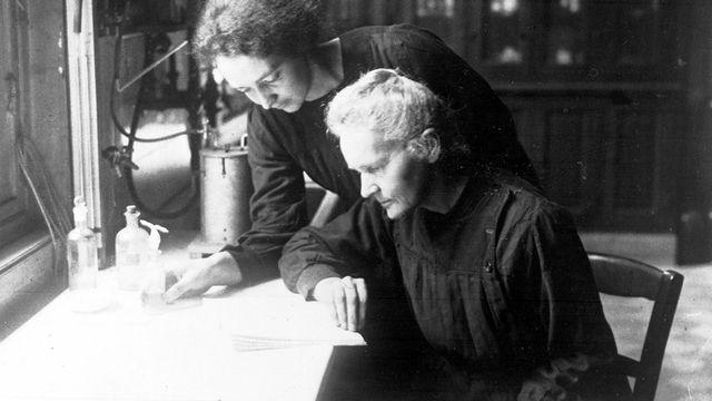 Curie [©AP NY - Keystone]