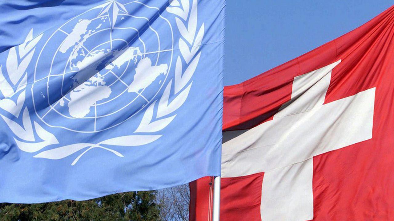 Vignette dossier Suisse et ONU [Laurent Gillieron - Keystone]