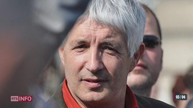 Affaire Cahuzac: l'enquête de la justice suisse a tout précipité et a contraint Cahuzac à la vérité [RTS]