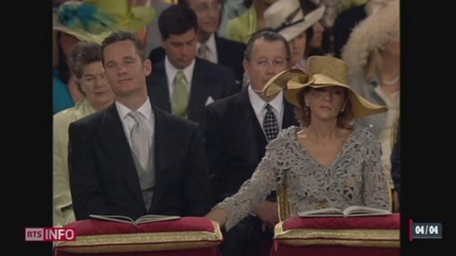 Espagne: un scandale de corruption frappe le coeur de la monarchie [RTS]
