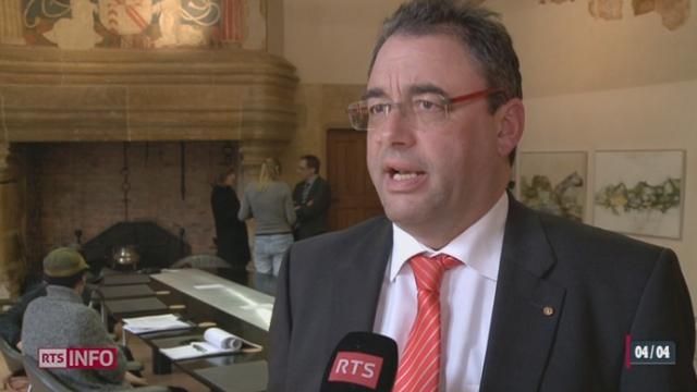 NE: l'enquête administrative sur le centre de requérants de Perreux souligne des dysfonctionnements [RTS]