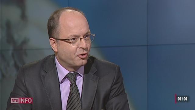 Affaire Cahuzac: l'analyse d'Olivier Jornot, Procureur général de Genève [RTS]