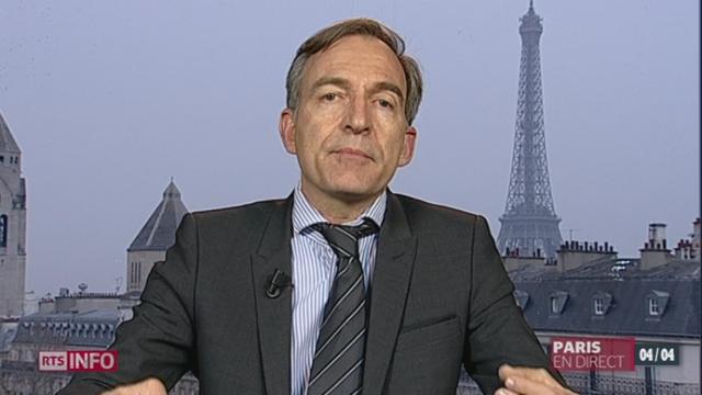 Affaire Cahuzac: les précisions de Jean-Philippe Schaller [RTS]