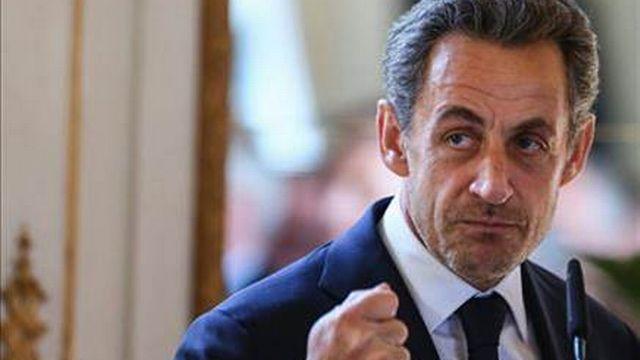 Nicolas Sarkozy a été mis en examen pour abus de faiblesse. [EPA/Keystone]