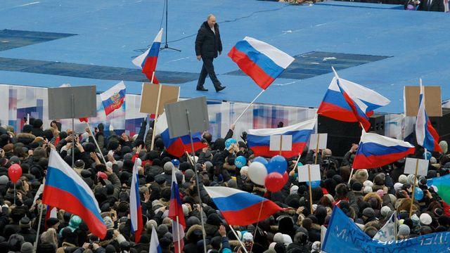 Poutine [©Ivan Sekretarev - Keystone]