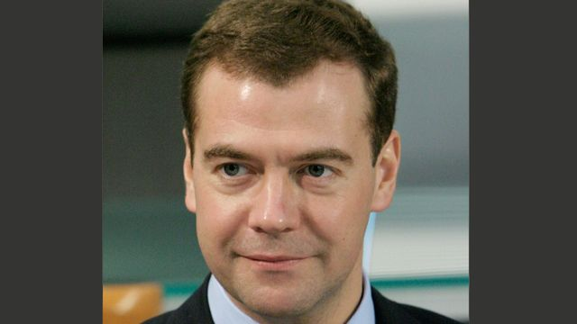 Dmitry Medvedev [kremlin.ru]
