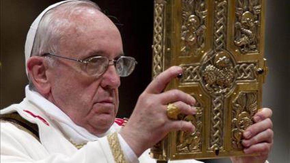 Le pape François s'est exprimé pour la première fois sur la pédophilie.