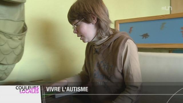 L'autisme touche environ un enfant sur 150 [RTS]