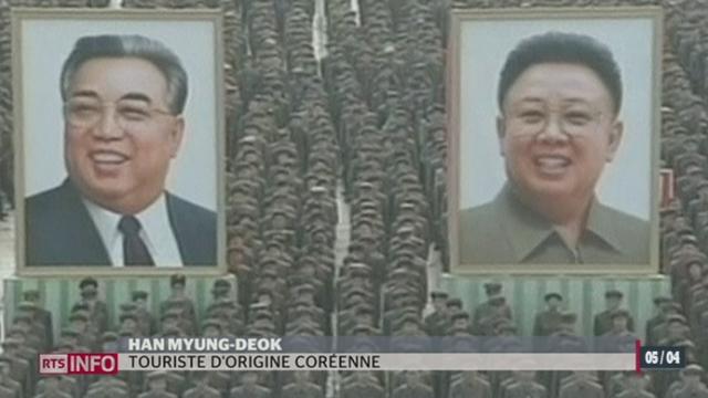 La Corée du Nord installe un deuxième missile de moyenne portée sur sa côte est [RTS]
