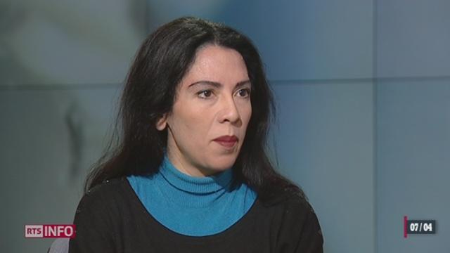 Affaire Cahuzac: les précisions de Myret Zaki, rédactrice en chef adjointe du magazine «Bilan» [RTS]