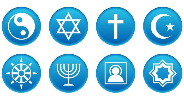 Religions [©alder - Fotolia]