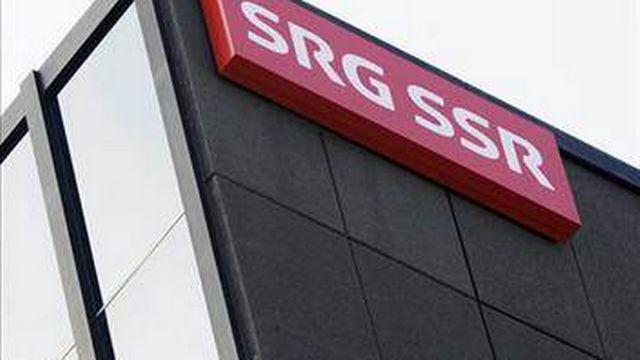 Le nouveau logo de la SSR.