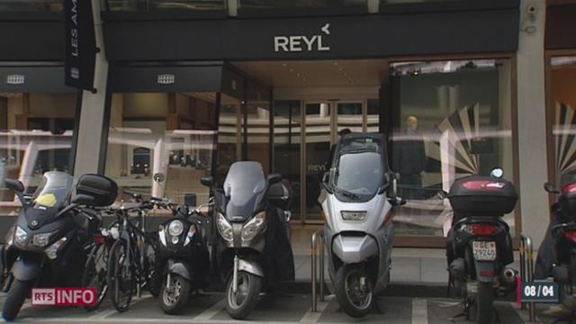 Affaire Cahuzac: des documents ont été saisis dans la banque Reyl (GE) [RTS]