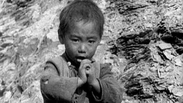 Enfant tibétain [RTS]