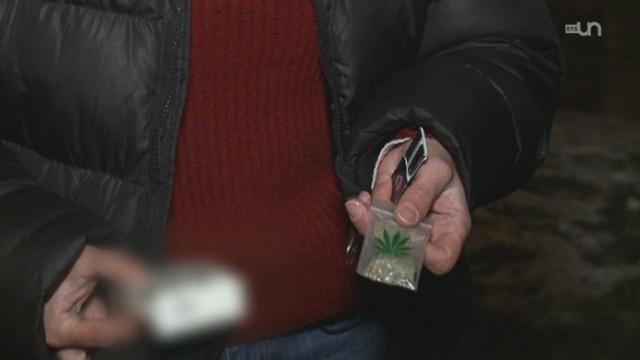 Stop cannabis : Brigade des mineurs [RTS]
