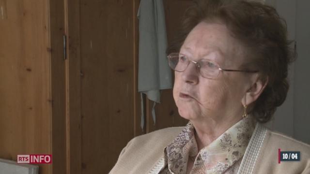Un centre d'accueil de jour soutient les malades d'Alzheimer [RTS]