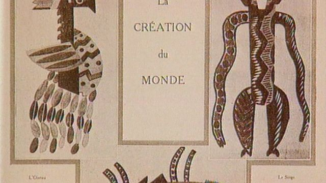 La création du Monde, 2000 [RTS]