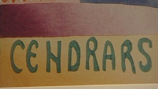 Hommage à Cendrars, 2001 [RTS]