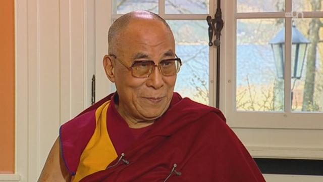 Le Dalaï Lama [RTS]