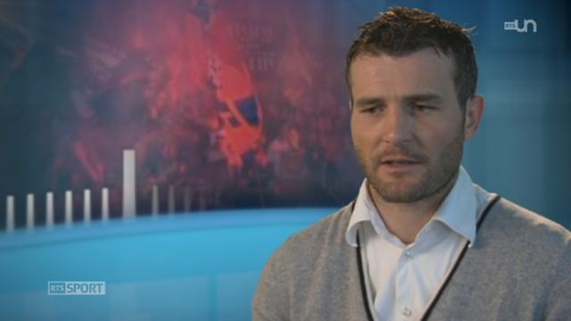 Football/ Entretien avec Alexander Frei qui a décidé de mettre un terme à sa carrière de footballeur [RTS]