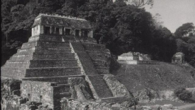 La civilisation maya, Palenque, 1965 [RTS]