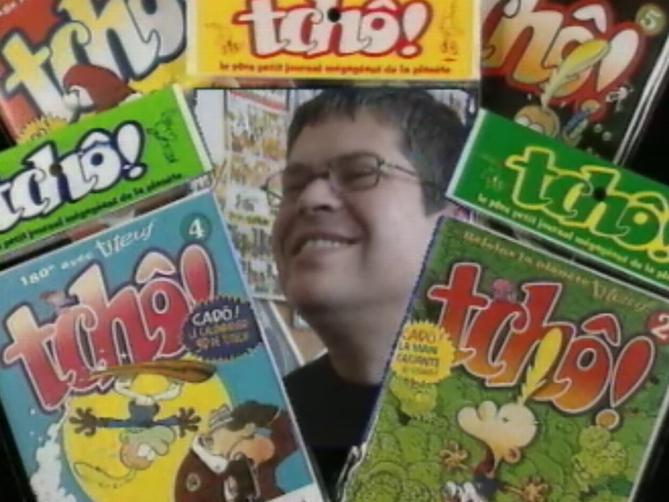 Le magazine Tchô, 1999 [RTS]