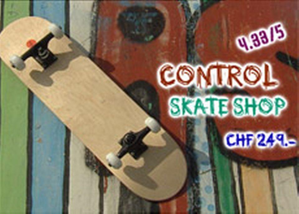 Control -Skate shop