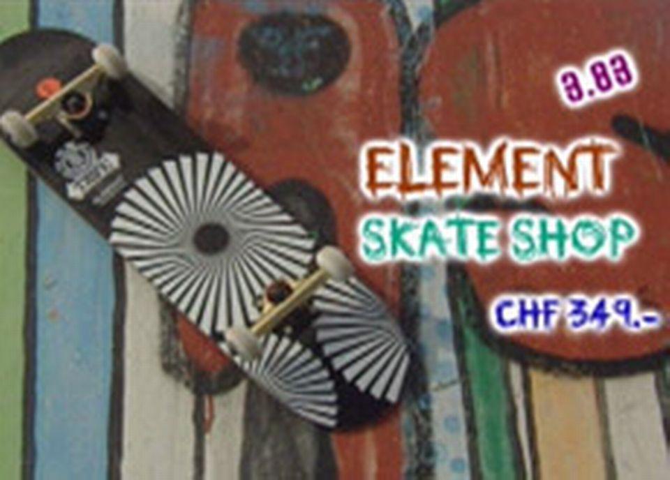 Element -Skate shop