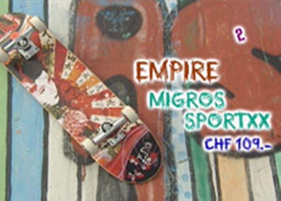 Empire -Migros SportXX