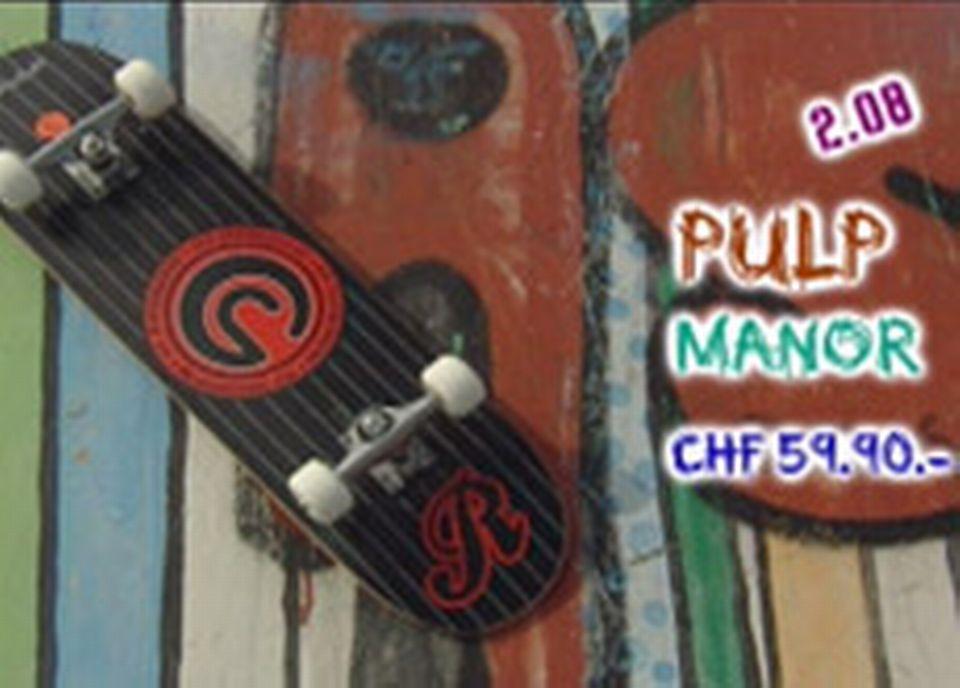 Pulp -Manor