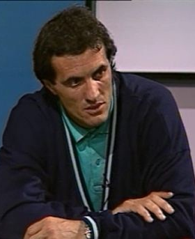Umberto Barberis interviewé en 1988.