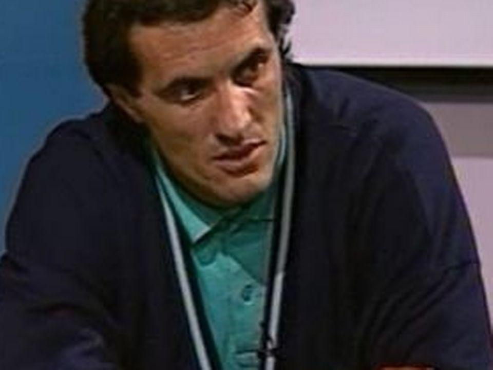 Umberto Barberis interviewé en 1988. [RTS]