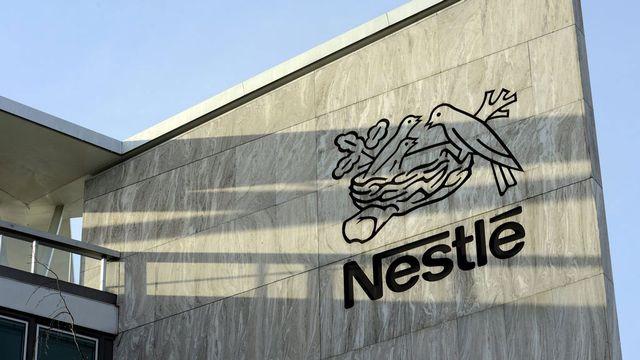 La croissance de Nestlé s'est légèrement tassée au premier trimestre 2013. [Laurent Gilliéron - Keystone]