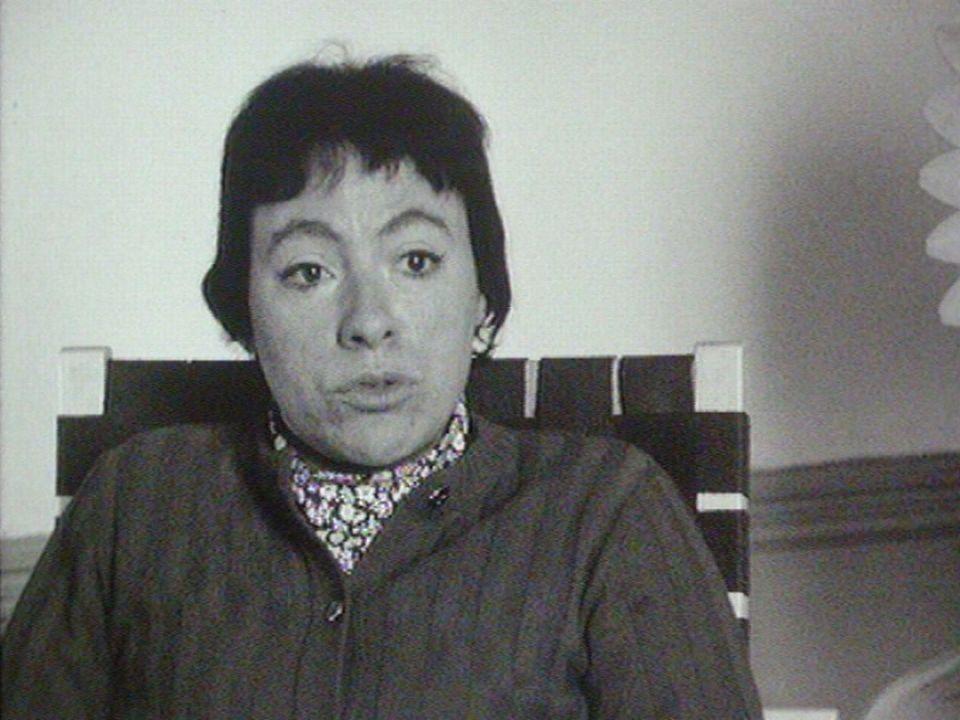 Anne Cunéo, 1970 [RTS]