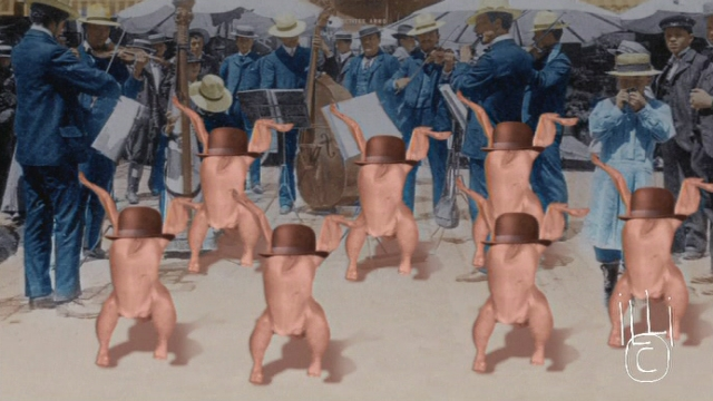Les frères Froidevaux, Plonk et Replonk, 2007 [RTS]