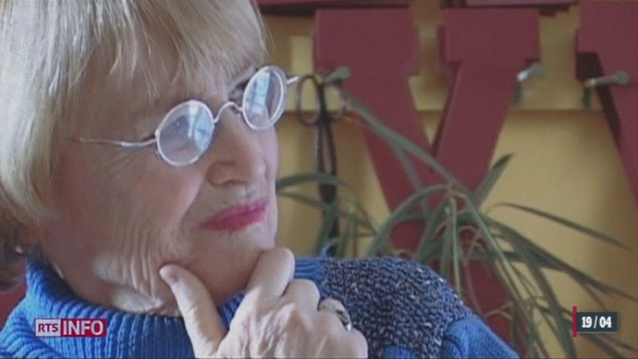 La réalisatrice Jacqueline Veuve s'est éteinte à l'âge de 83 ans [RTS]