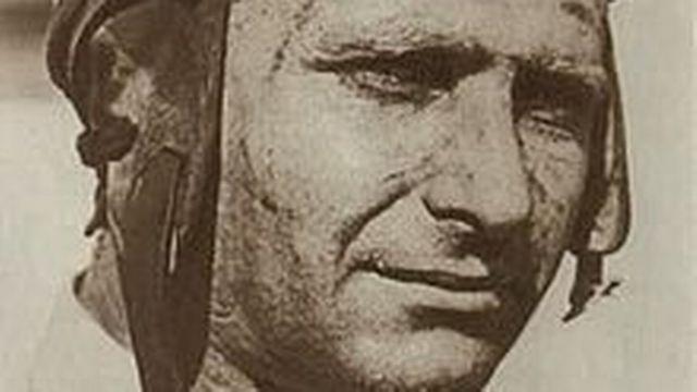 Juan Manuel Fangio vers 1952. [Domaine public Wikicommons]