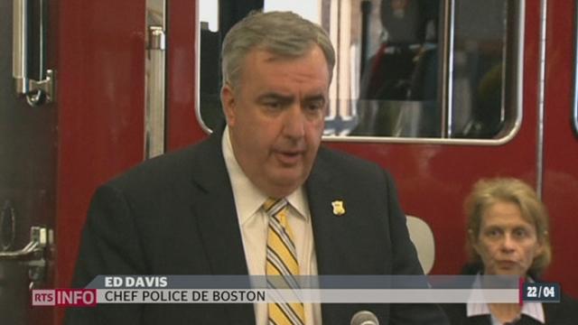 Attentat de Boston: le suspect serait en mesure de répondre aux enquêteurs par écrit [RTS]
