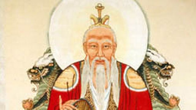 """Lao-tseu, considéré comme le père fondateur du taoïsme, cité dans """"L'art de l'étonnement"""". [Lawrencekhoo - Wikipedia]"""