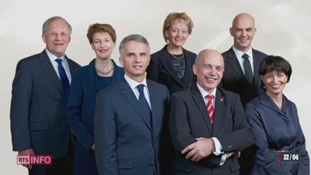L'UDC lance sa campagne en faveur de l'élection du Conseil fédéral par le peuple [RTS]