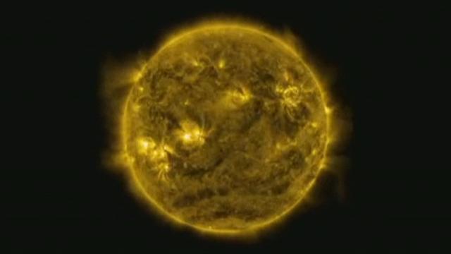 Trois ans de soleil en quelques minutes [RTS]
