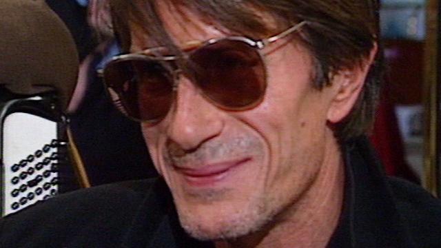 Jacques Dutronc invité de l'émission Spécial Cinéma. [RTS]