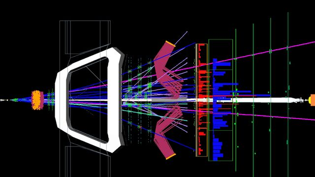 Quarkb [©CERN]