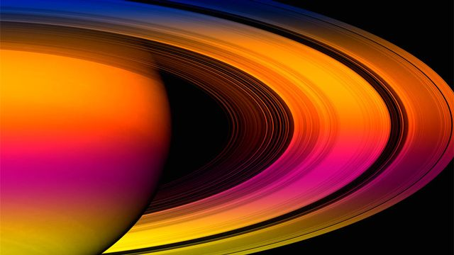 Saturne, la planète qui donne son nom à Sylvain de Saturne. Mauriciogranata  Fotolia [Mauriciogranata  - Fotolia]