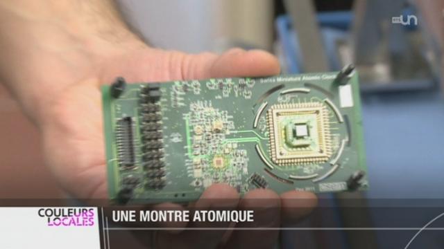 Des scientifiques viennent de miniaturiser l'horloge atomique [RTS]