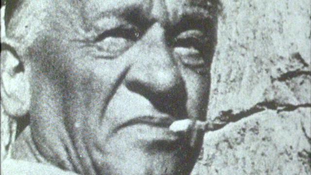 Blaise Cendrars. [RTS]