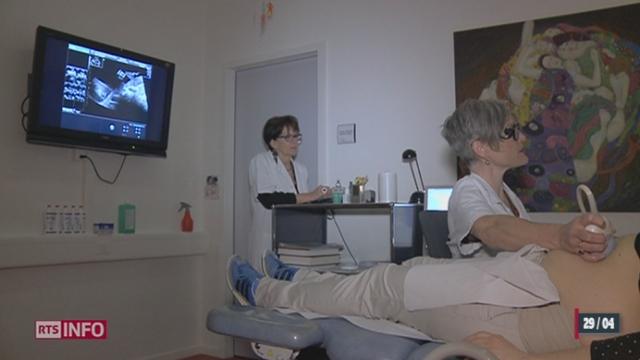Un test permet de dépister la trisomie 21 sur un fœtus sans passer par une amniocentèse [RTS]