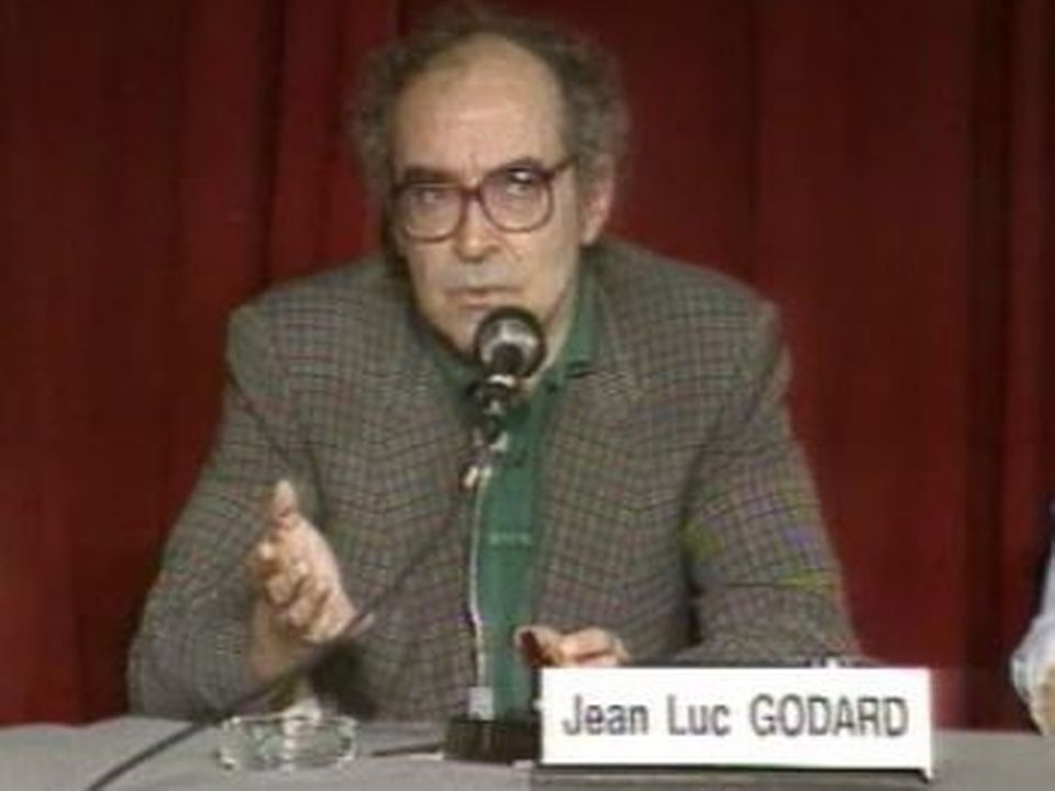 Jean-Luc Godard [RTS 1990]